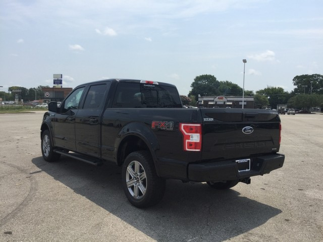 2018 F-150 SuperCrew Cab 4x4,  Pickup #E63747 - photo 8