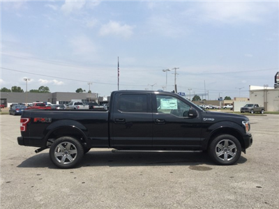 2018 F-150 SuperCrew Cab 4x4,  Pickup #E63747 - photo 10