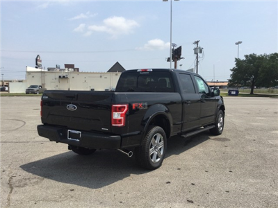 2018 F-150 SuperCrew Cab 4x4,  Pickup #E63747 - photo 2