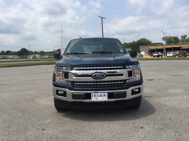 2018 F-150 SuperCrew Cab 4x2,  Pickup #E68997 - photo 3