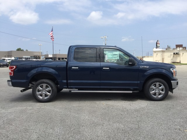 2018 F-150 SuperCrew Cab 4x2,  Pickup #E68997 - photo 8