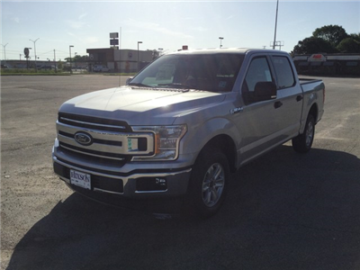 2018 F-150 SuperCrew Cab 4x2,  Pickup #E69000 - photo 4