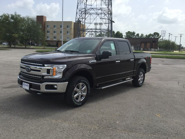 2018 F-150 SuperCrew Cab 4x4,  Pickup #E69002 - photo 4