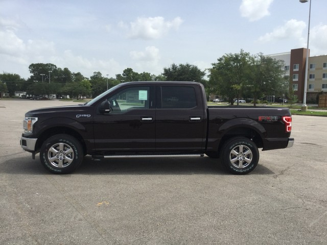 2018 F-150 SuperCrew Cab 4x4,  Pickup #E69002 - photo 5