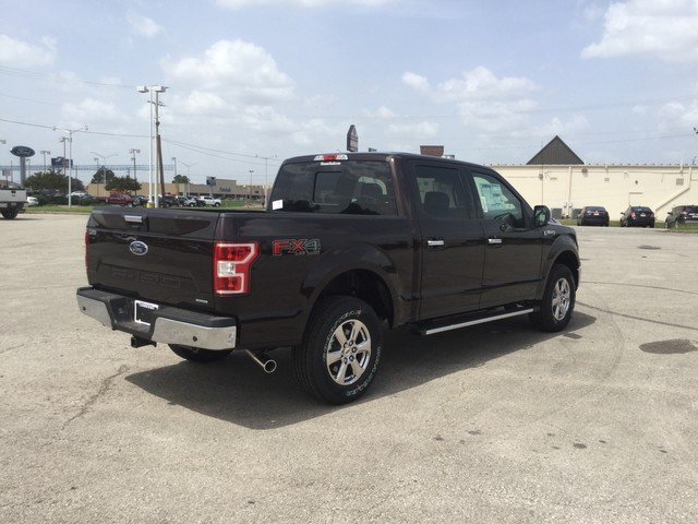 2018 F-150 SuperCrew Cab 4x4,  Pickup #E69002 - photo 2