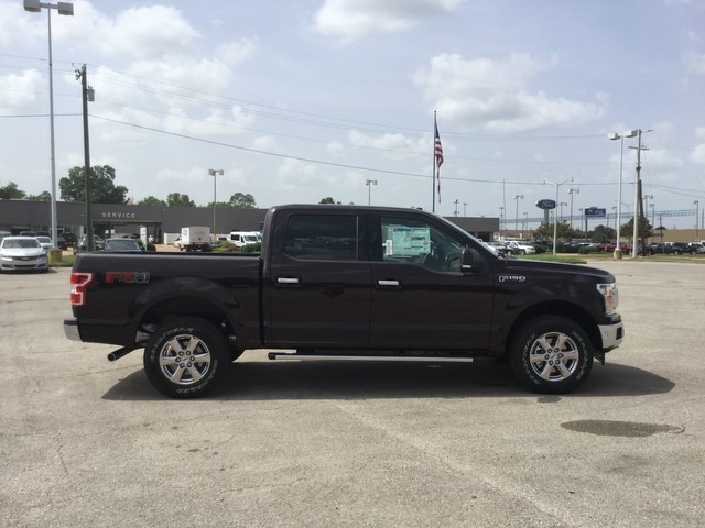 2018 F-150 SuperCrew Cab 4x4,  Pickup #E69002 - photo 8