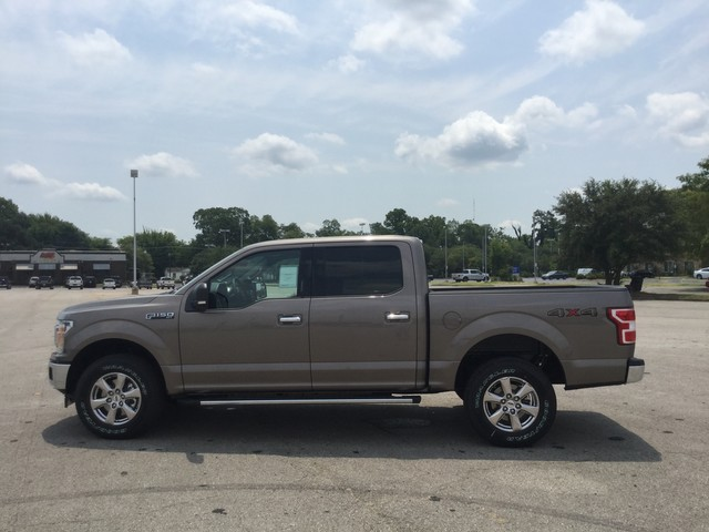 2018 F-150 SuperCrew Cab 4x4,  Pickup #E69004 - photo 4