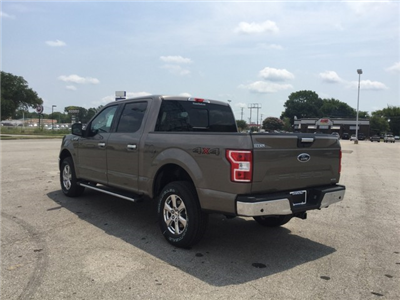 2018 F-150 SuperCrew Cab 4x4,  Pickup #E69004 - photo 9