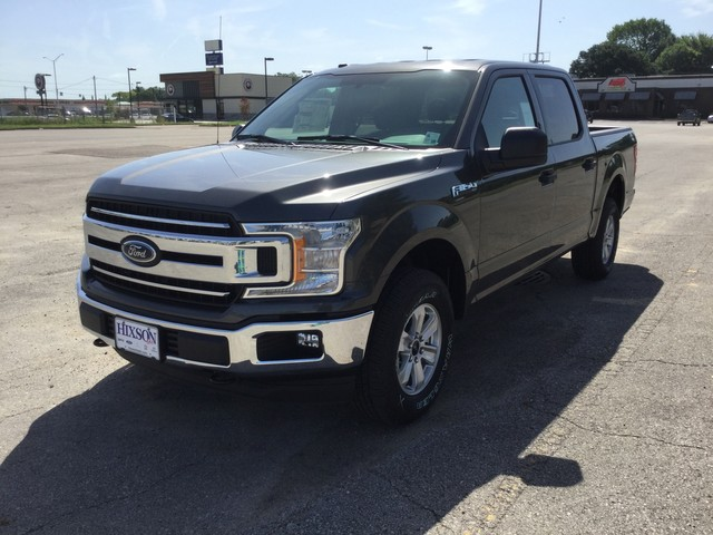 2018 F-150 SuperCrew Cab 4x4,  Pickup #E69006 - photo 4