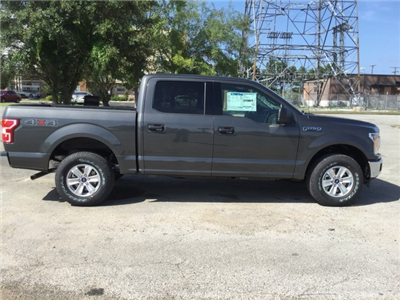 2018 F-150 SuperCrew Cab 4x4,  Pickup #E69006 - photo 8