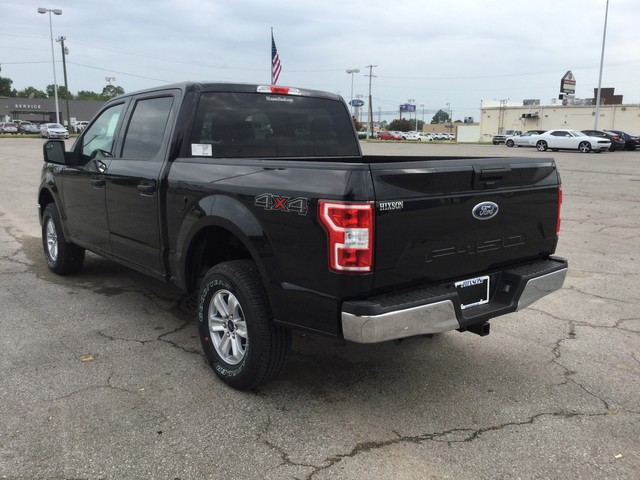 2018 F-150 SuperCrew Cab 4x4,  Pickup #E69008 - photo 6