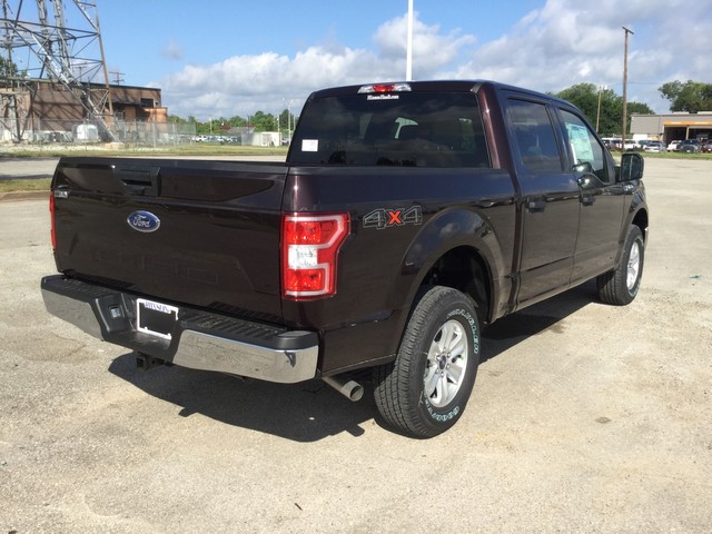 2018 F-150 SuperCrew Cab 4x4,  Pickup #E69009 - photo 9