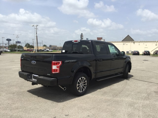 2018 F-150 SuperCrew Cab 4x2,  Pickup #E84019 - photo 2