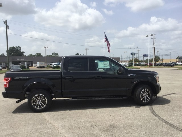 2018 F-150 SuperCrew Cab 4x2,  Pickup #E84019 - photo 11