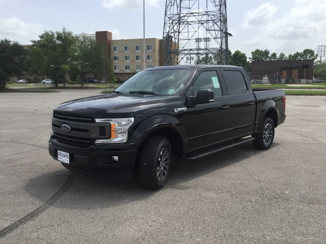 2018 F-150 SuperCrew Cab 4x2,  Pickup #E84019 - photo 4