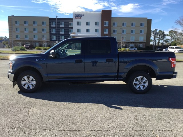 2018 F-150 SuperCrew Cab 4x2,  Pickup #E90876 - photo 5