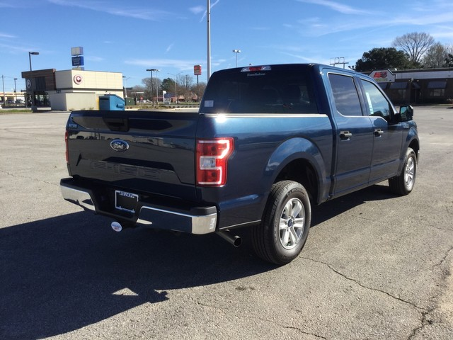 2018 F-150 SuperCrew Cab 4x2,  Pickup #E90876 - photo 2
