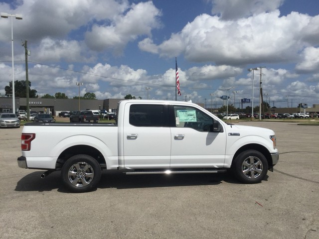 2018 F-150 SuperCrew Cab 4x2,  Pickup #E90879 - photo 9