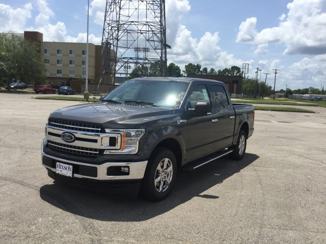 2018 F-150 SuperCrew Cab 4x2,  Pickup #F00914 - photo 4