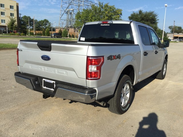 2018 F-150 SuperCrew Cab 4x4,  Pickup #F11777 - photo 2