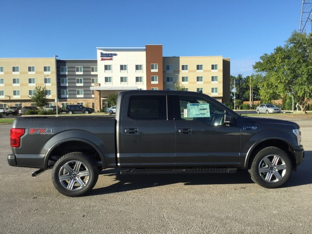 2018 F-150 SuperCrew Cab 4x4,  Pickup #F11780 - photo 8