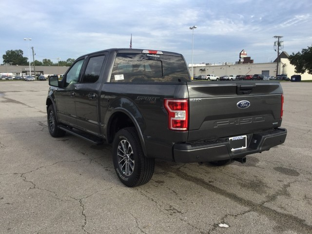 2018 F-150 SuperCrew Cab 4x4,  Pickup #F33469 - photo 6