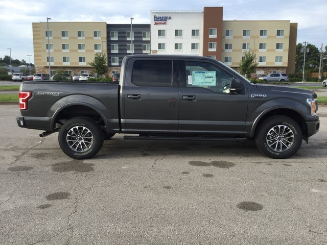 2018 F-150 SuperCrew Cab 4x4,  Pickup #F33469 - photo 8