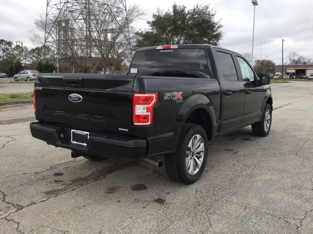2018 F-150 SuperCrew Cab 4x4,  Pickup #F39186 - photo 2