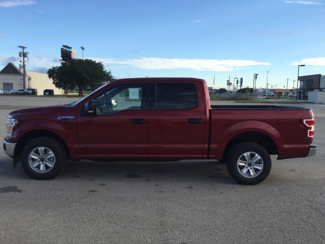 2018 F-150 SuperCrew Cab 4x2,  Pickup #F44885 - photo 5