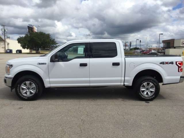 2018 F-150 SuperCrew Cab 4x4,  Pickup #F44886 - photo 5