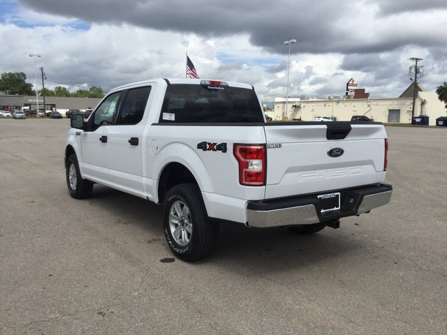 2018 F-150 SuperCrew Cab 4x4,  Pickup #F44886 - photo 6