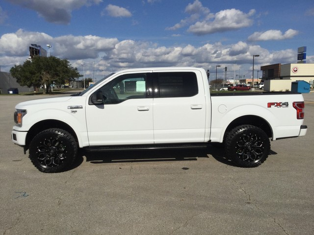 2018 F-150 SuperCrew Cab 4x4,  Pickup #F96225 - photo 5