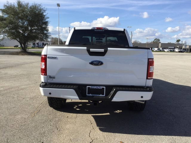 2018 F-150 SuperCrew Cab 4x4,  Pickup #F96225 - photo 7