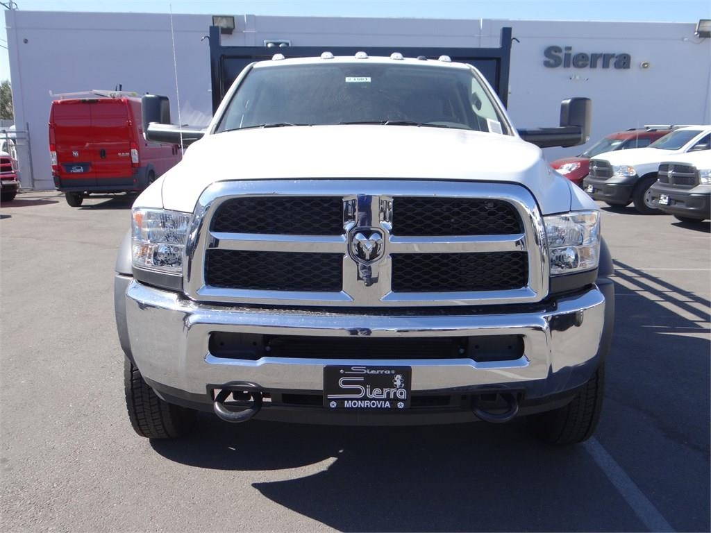2018 Ram 5500 Regular Cab DRW 4x2,  Martin's Quality Truck Body Landscape Dump #R1503T - photo 8