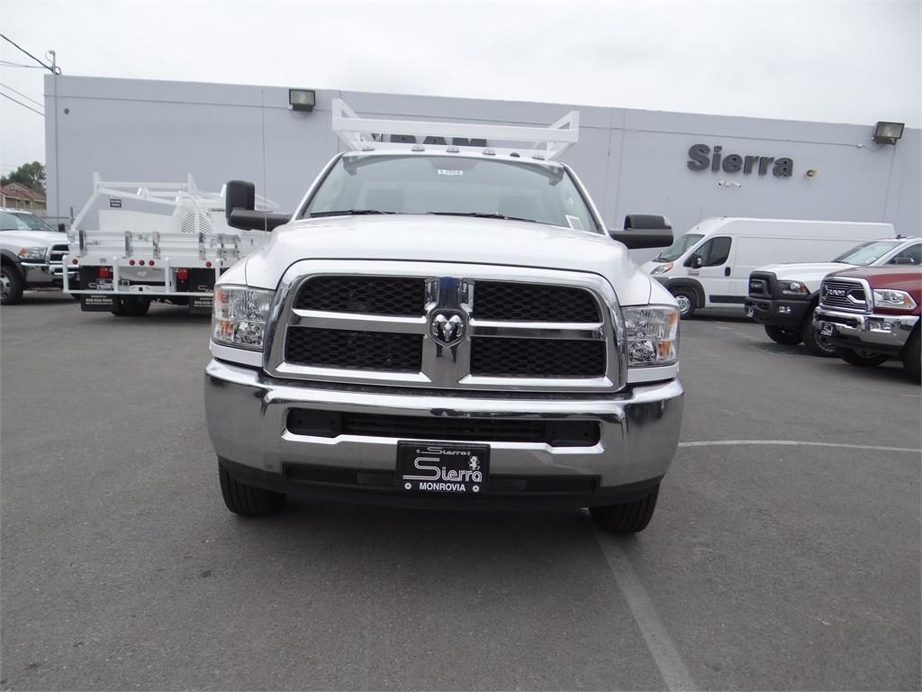 2018 Ram 3500 Regular Cab DRW 4x2,  Martin's Quality Truck Body Contractor Body #R1589T - photo 8
