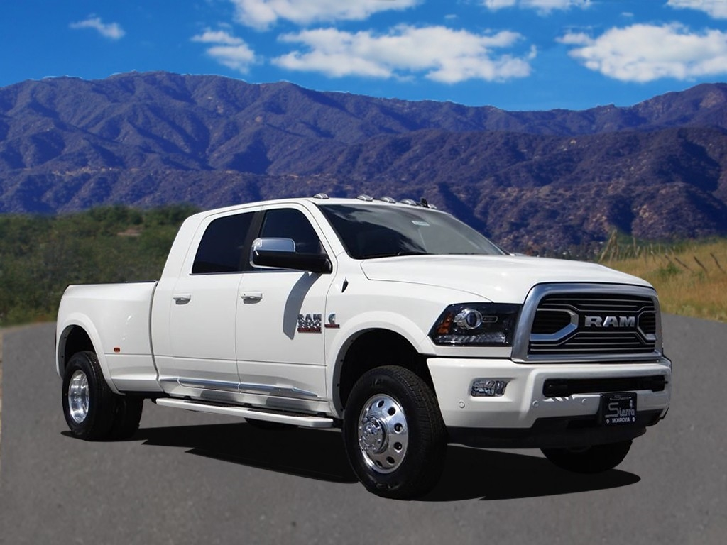 2018 Ram 3500 Mega Cab DRW 4x4,  Pickup #R1645T - photo 1