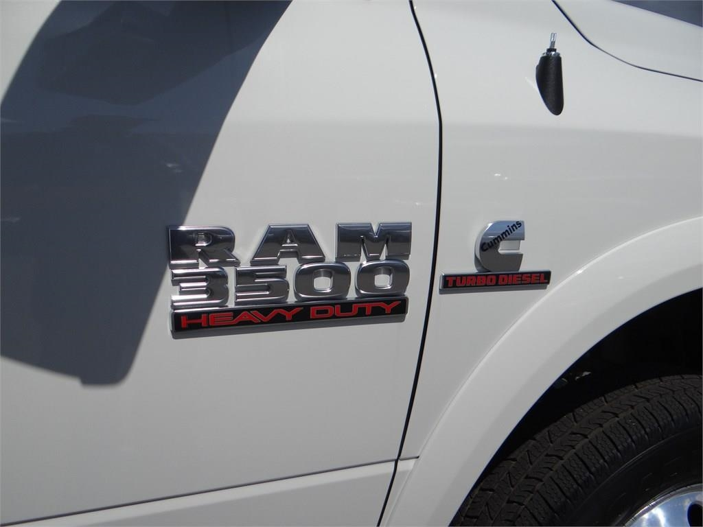 2018 Ram 3500 Mega Cab DRW 4x4,  Pickup #R1645T - photo 28