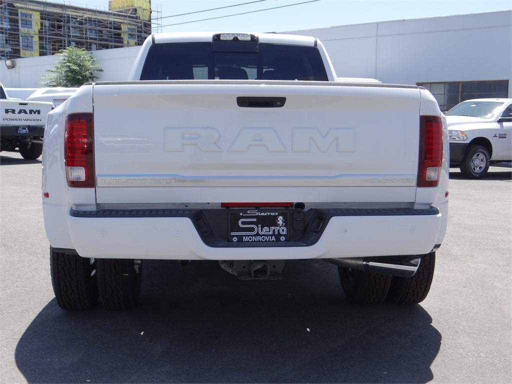 2018 Ram 3500 Mega Cab DRW 4x4,  Pickup #R1662T - photo 4