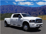 2018 Ram 3500 Mega Cab DRW 4x4,  Pickup #R1662T - photo 1