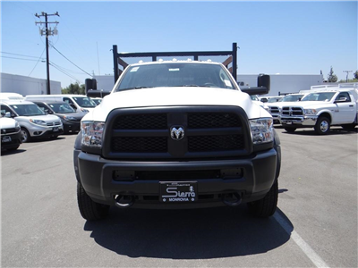 2018 Ram 5500 Regular Cab DRW 4x2,  Martin's Quality Truck Body Stake Bed #R1674T - photo 8