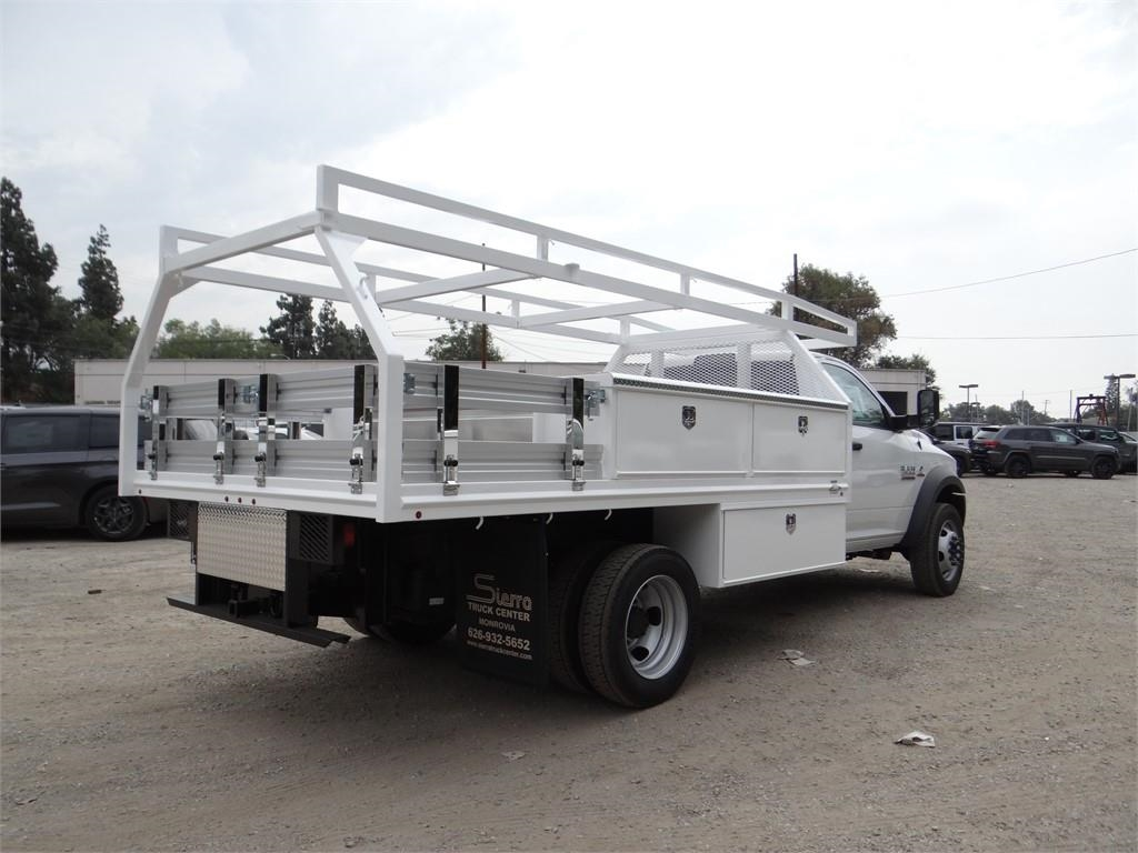 2018 Ram 4500 Regular Cab DRW 4x2,  Martin's Quality Truck Body Contractor Body #R1693T - photo 2