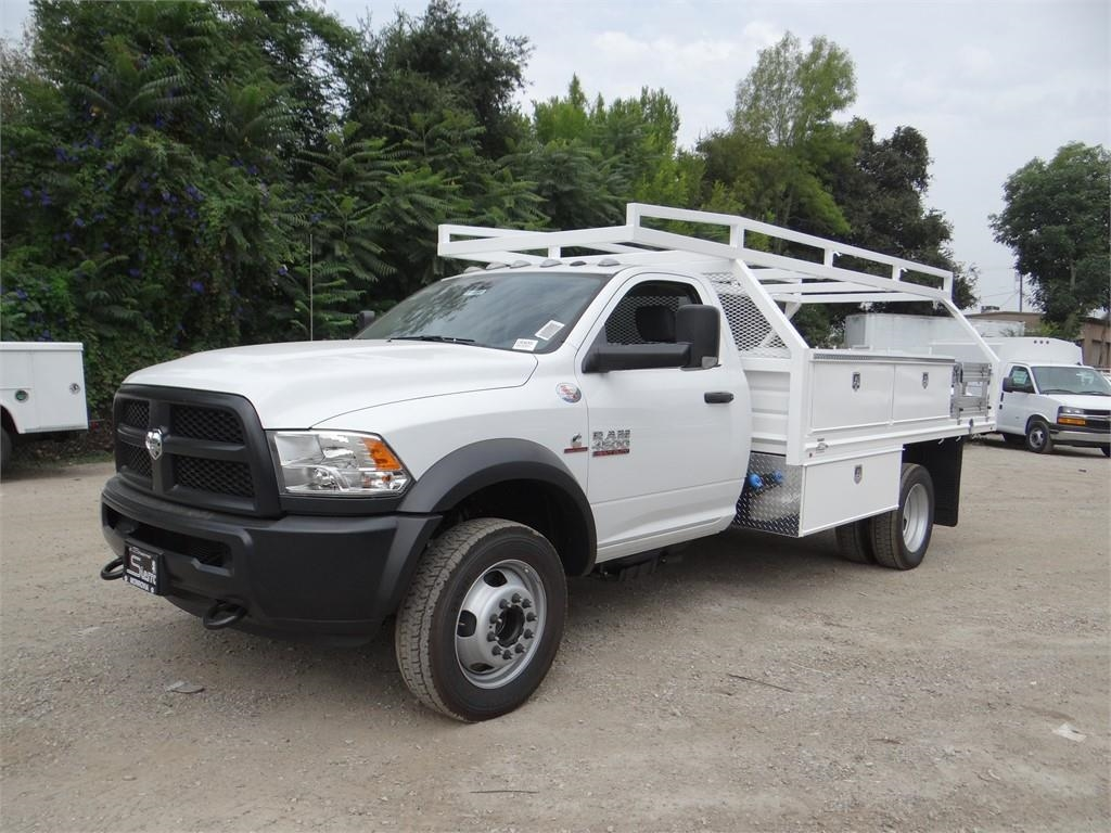 2018 Ram 4500 Regular Cab DRW 4x2,  Martin's Quality Truck Body Contractor Body #R1693T - photo 7