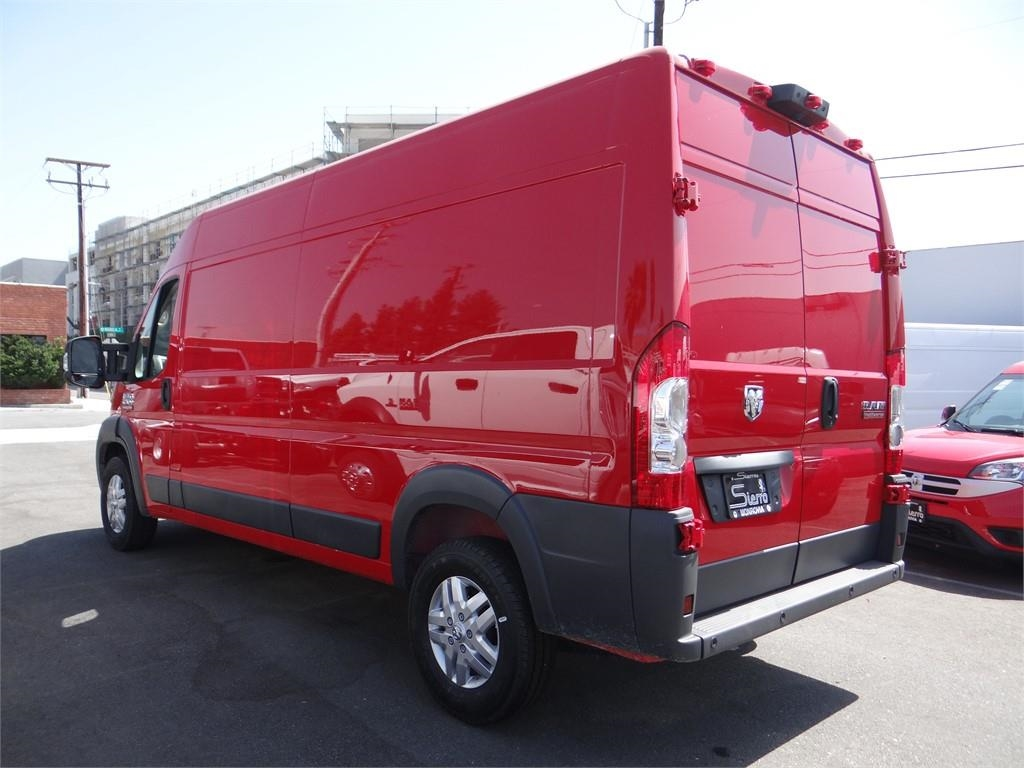 2018 ProMaster 2500 High Roof FWD,  Empty Cargo Van #R1709T - photo 6