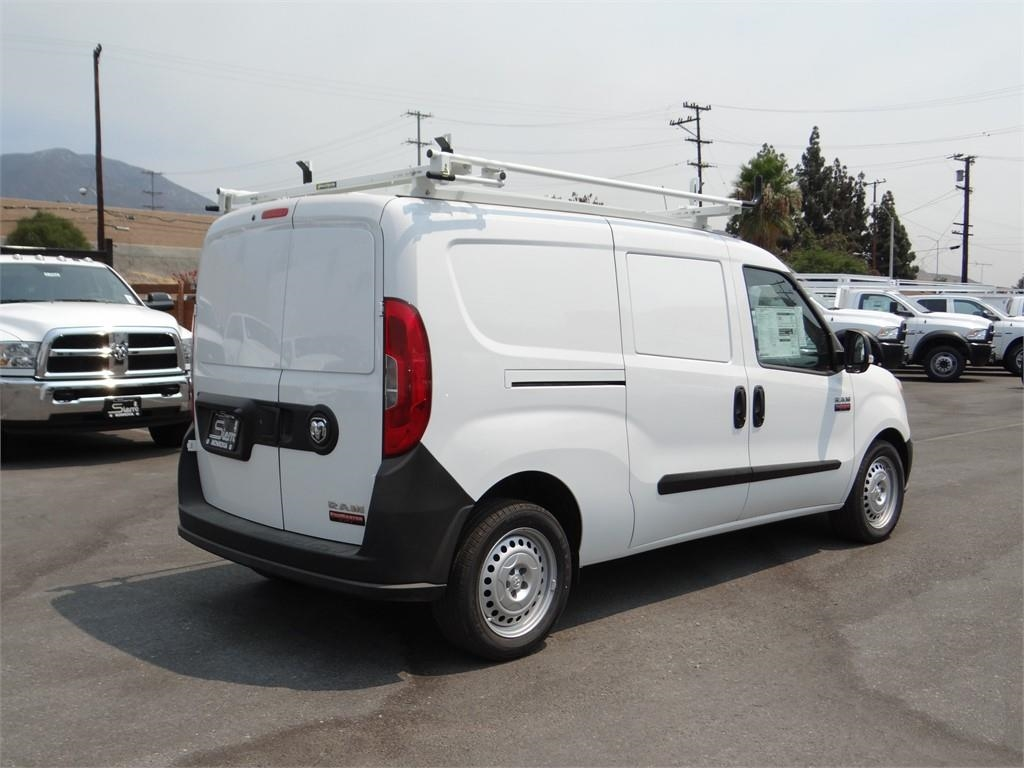 2018 ProMaster City FWD,  Kargo Master HVAC Upfitted Cargo Van #R1758T - photo 4