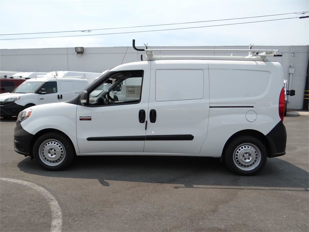 2018 ProMaster City FWD,  Kargo Master HVAC Upfitted Cargo Van #R1758T - photo 7