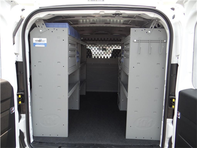 2018 ProMaster City FWD,  Kargo Master HVAC Upfitted Cargo Van #R1758T - photo 2