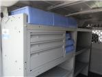 2018 ProMaster City FWD,  Kargo Master HVAC Upfitted Cargo Van #R1758T - photo 16