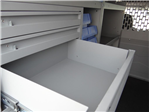 2018 ProMaster City FWD,  Kargo Master HVAC Upfitted Cargo Van #R1758T - photo 18