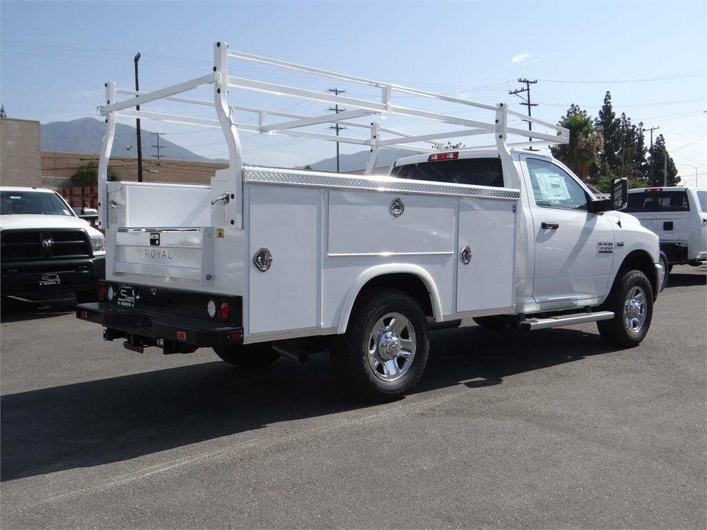 2018 Ram 3500 Regular Cab 4x2,  Service Body #R1763T - photo 2