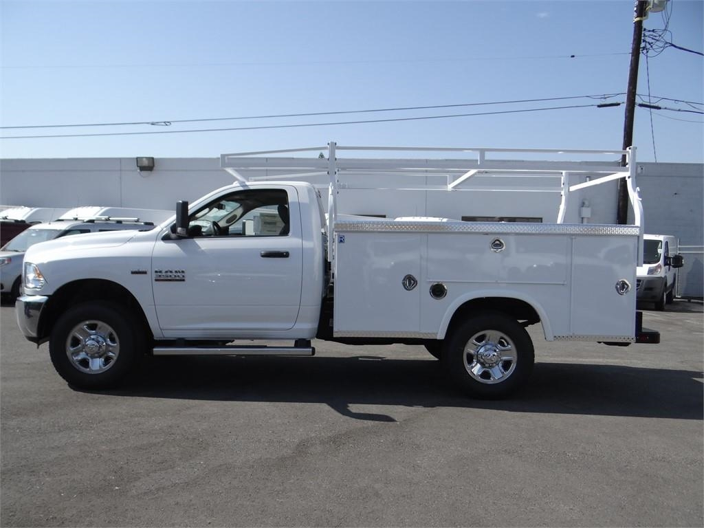 2018 Ram 3500 Regular Cab 4x2,  Service Body #R1763T - photo 6